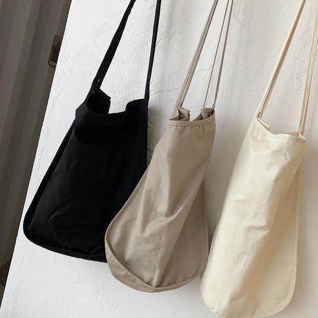 simple tote bag (3color)[BAG20AW466]