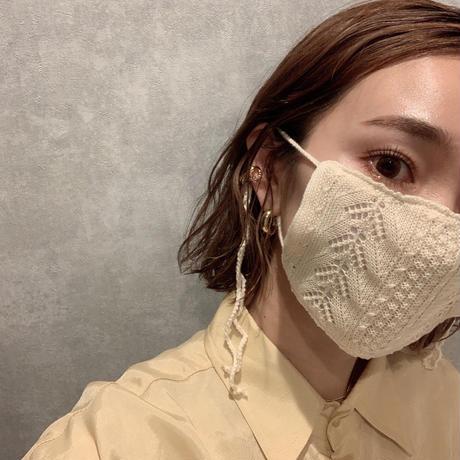 [original]japan made platina knit mask (2type)[ACC21SS674]