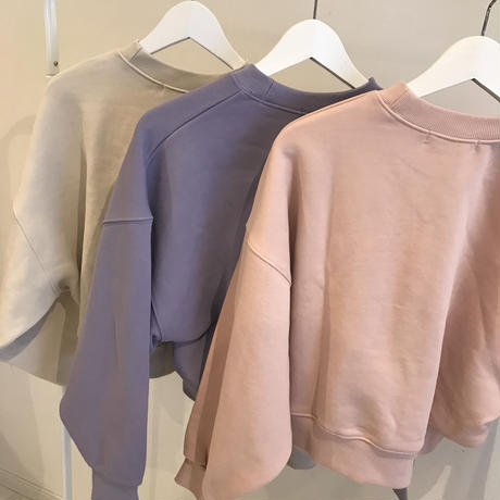 nuance color sweat (3color)