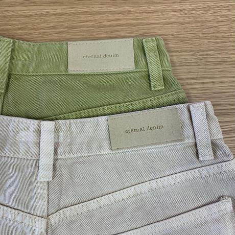 color denim pants (2color)[TOP21SS661]