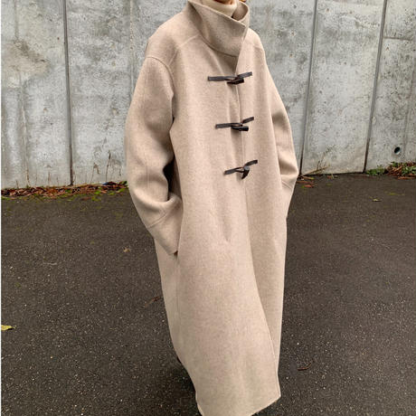 handmade wool duffle  coat (2color)[OU20AW588]