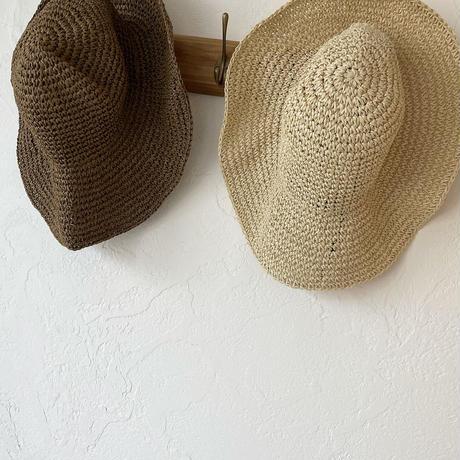 tulip paper hat (2color)[ACC21SS691]