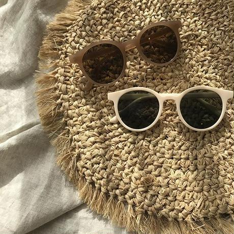 nude sunglasses (2color)