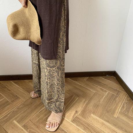 ethnic pants[BT20SS428]