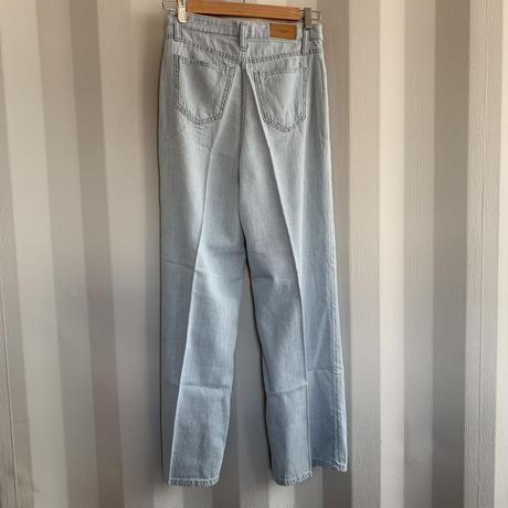 center press right denim pants[BT20SS427]