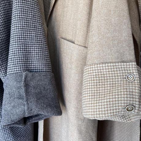 handmade reversiblecoat (2color)