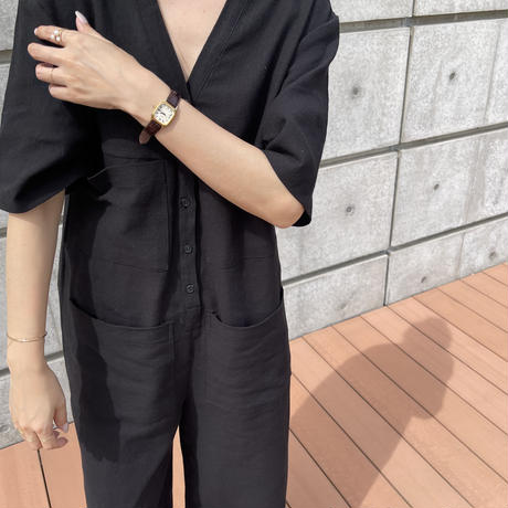 double pocket all-in-one (2color)[OP21SS696]