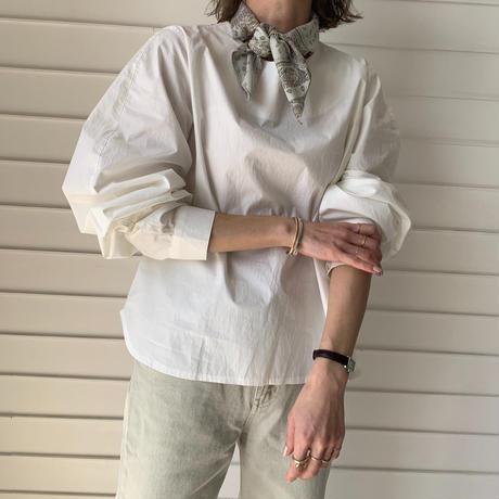 volume sleeve blouse[SH21SS627]
