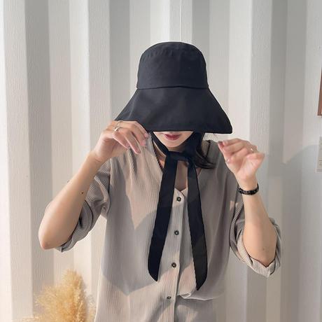 ribbon hat [HAT21SS744]