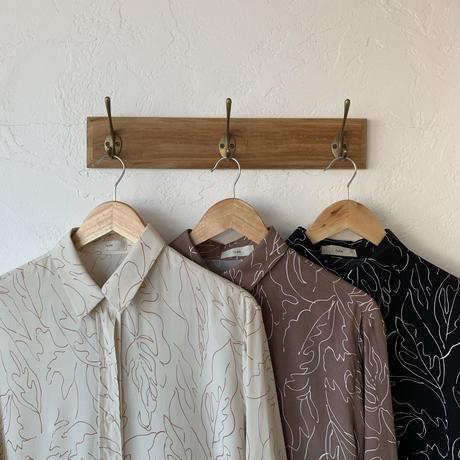 nuance print shirt (3color)[TOP20AW448]