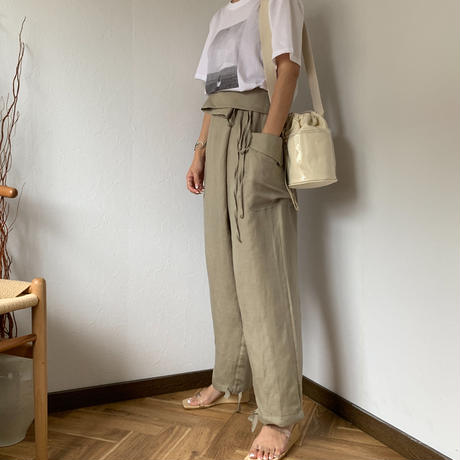 west design pants (2color) [BT20SS419]