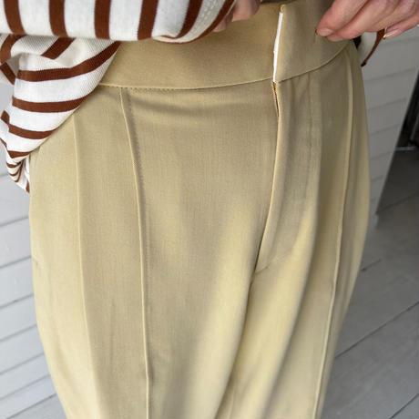 centerpress color pants (2color)[BT21SS636]