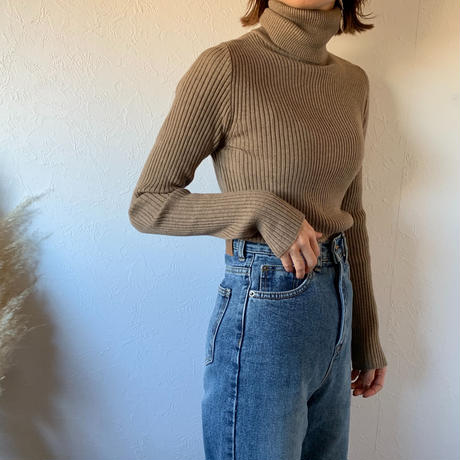 simple turtleneck tops (3color)[TOP20AW558]