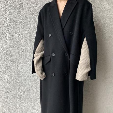 sleeve design handmade coat[OU20AW546]