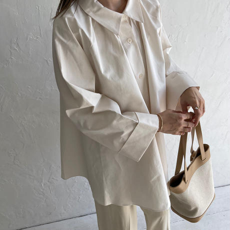 flare blouse (2color)[TOP21SS629]