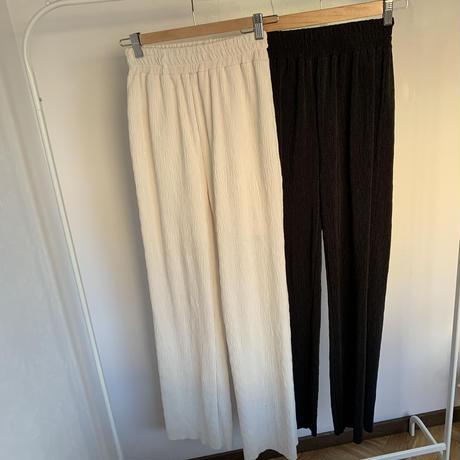 sheer lib pants (2color) [TOP20SS292]