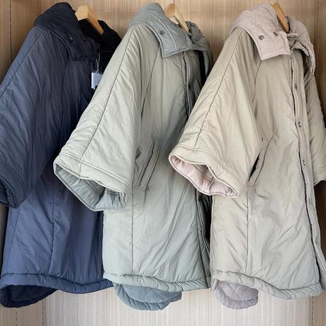 reversible quilting coat (3color)
