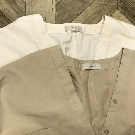 nocolor  shirt one-piece (2color)[OP21SS623]