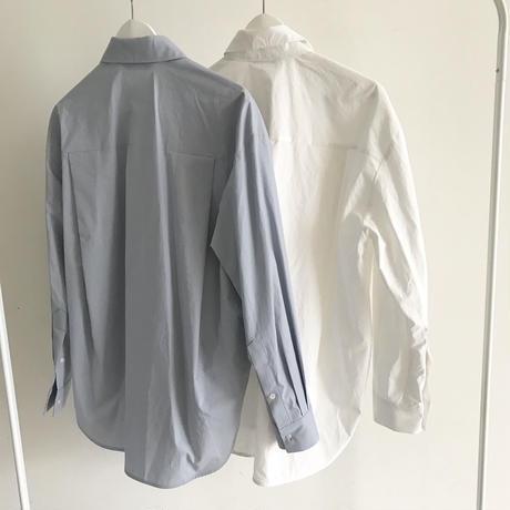 oversize shirt (2color)