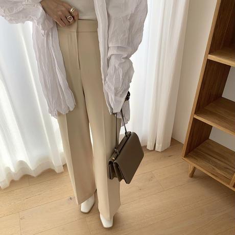 slacks wide pants(3color) [BT20SS291]