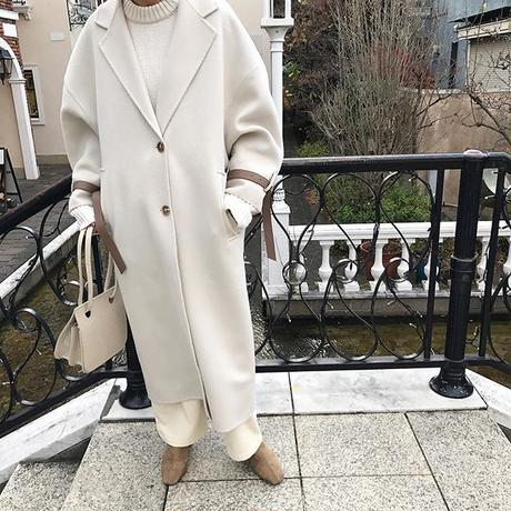 belt design handmade coat