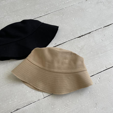 cutting bucket hat (2color)[TOP21SS660]
