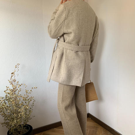 herringbone jacket [OU20AW248]