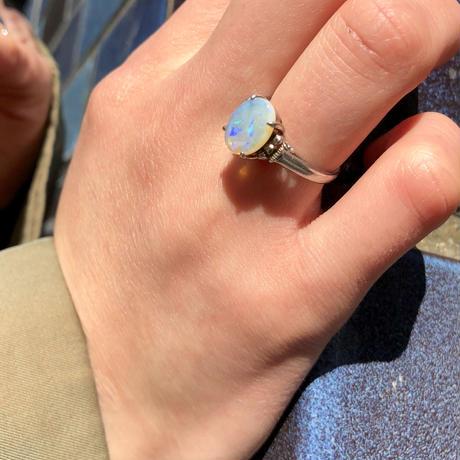 Aurora Stone Ring