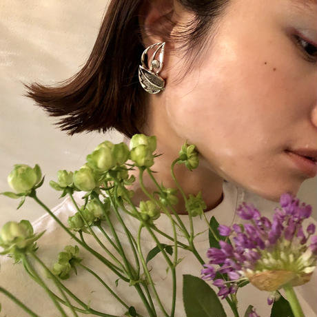 Dowble Leaf Earrings