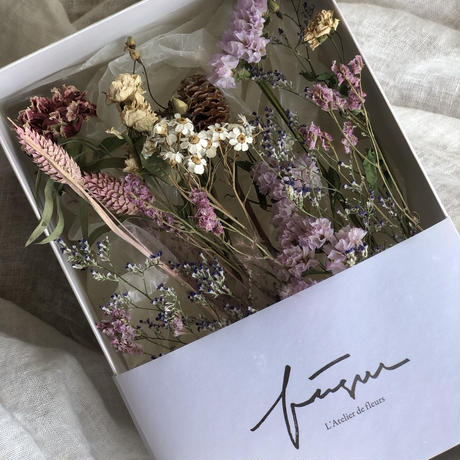 Mother's Day gift <dry flower box> 5/8-11着