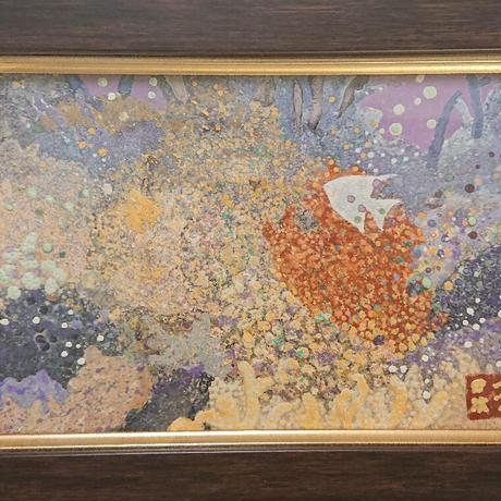 工藤彩【04】:珊瑚の産卵