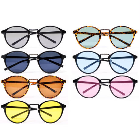 【7color】boston  sunglasses