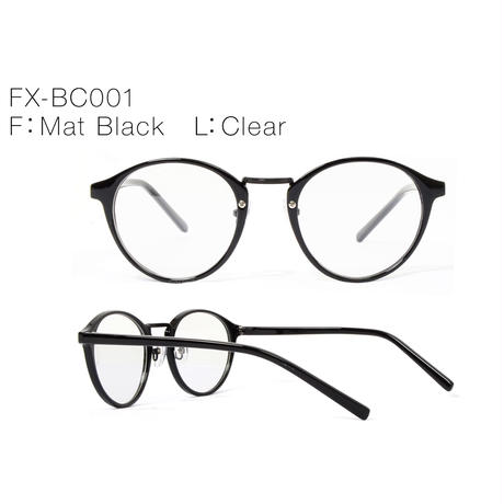 【5color】boston  clear sunglasses