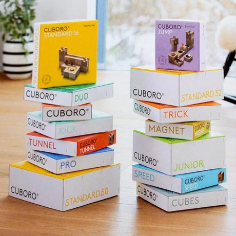 cuboro/キュボロ スタンダード32 ※2021年9月入荷予定分につきましては、当店予約数に達しました。次回11月入荷予定です。