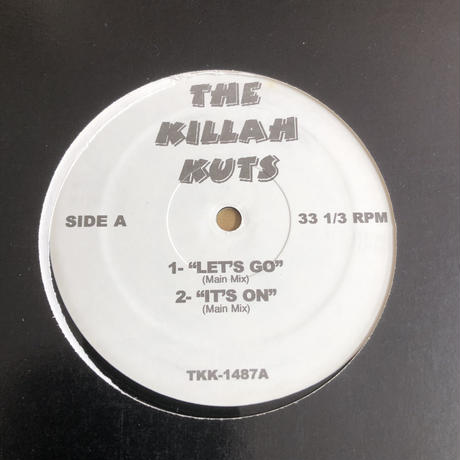 Various ‎– The Killah Kuts (12)