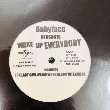 Babyface Presents / Wake Up Everybody (12)