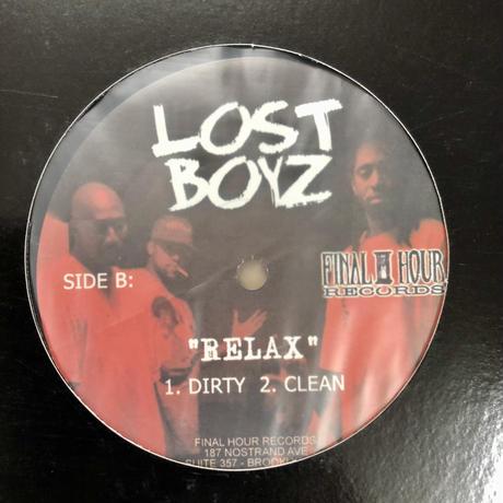Lost Boyz – World Wide Bouncin / Relax (12)