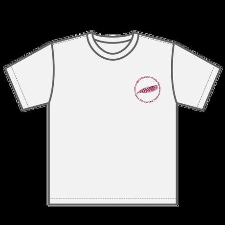 HARVEST FEST Tシャツ アッシュ