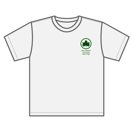 PARK Tシャツ アッシュ