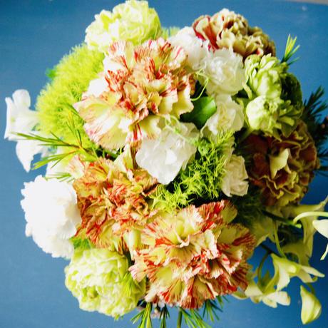 Weekend Flowers  毎月第1週末お届け 定期アレンジメント