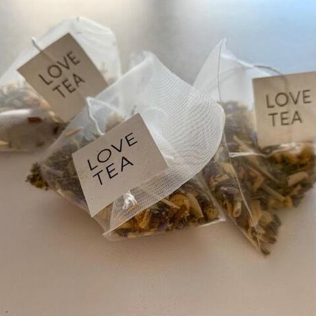 LOVE TEAカモミール・オーガニックティー(自然療法士オリジナル)