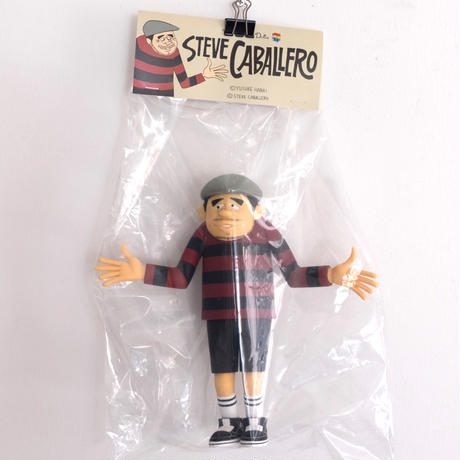 Steve Caballero action figure