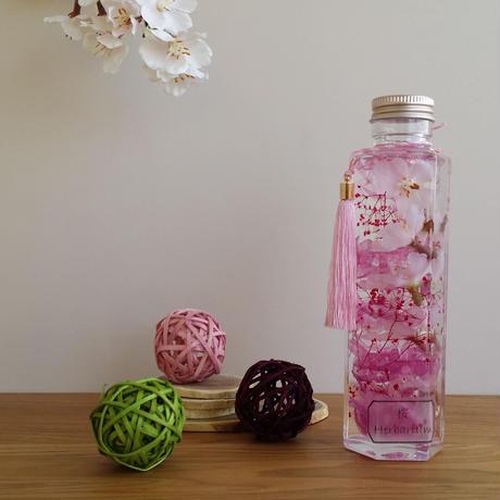 桜 ハーバリウム♬