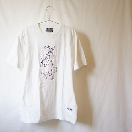 Tシャツ / COCKY CONY COFFEE [OWNER](ホワイト)