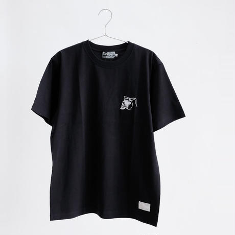 Tシャツ COCKY CONY COFFEE SCULL (ブラック)
