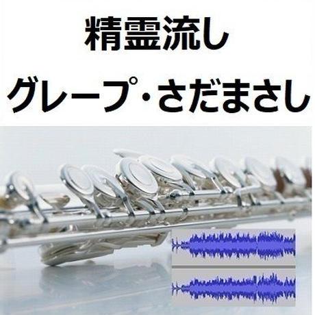 【伴奏音源・参考音源】精霊流し(グレープ・さだまさし)(フルートピアノ伴奏)