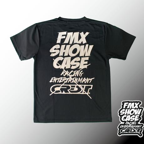 FMXSHOWCASE  X  CREDIT  DRY T  ホワイト