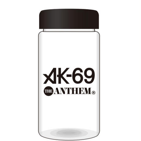 CLEAR TANK BOTTLE -THE ANTHEM-
