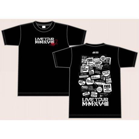 2018ツアーT-Shirt