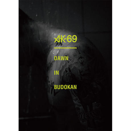DAWN IN BUDOKAN Official Photo Book